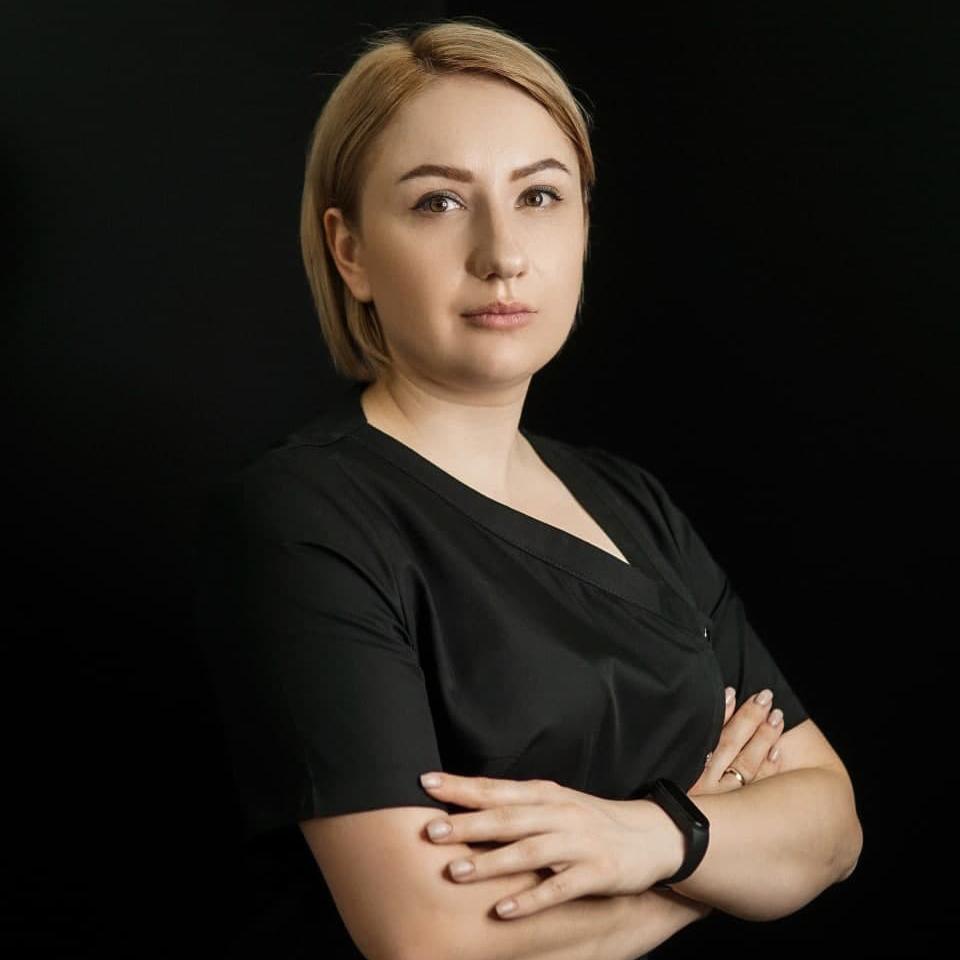Куликовська Людмила - косметолог Житомир