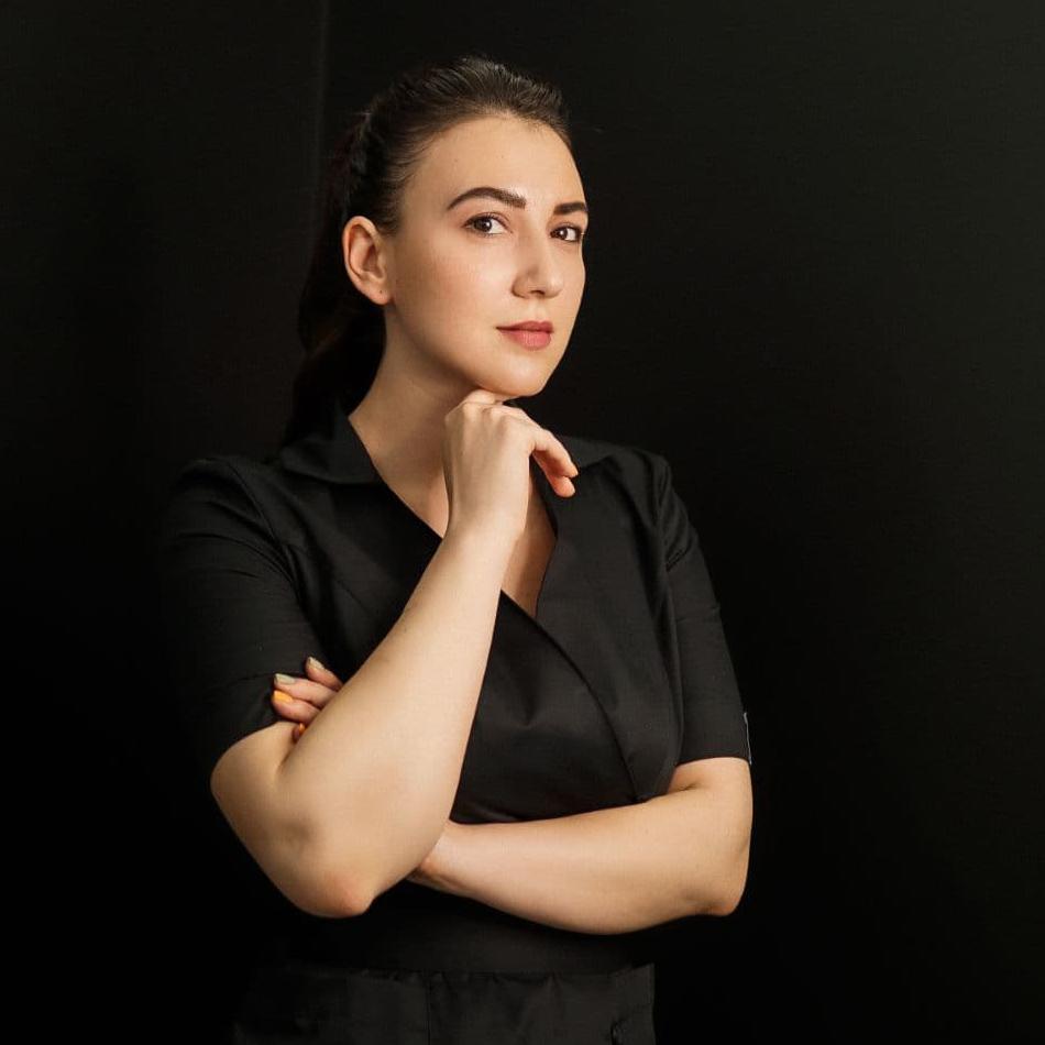 Шматок Наталія - косметолог Житомир