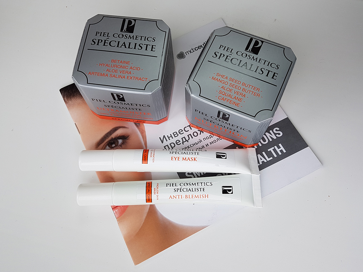 Piel Cosmetics, косметологічний кабінет MediDerm Житомир